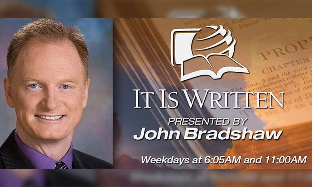 It Is Written-John Bradshaw